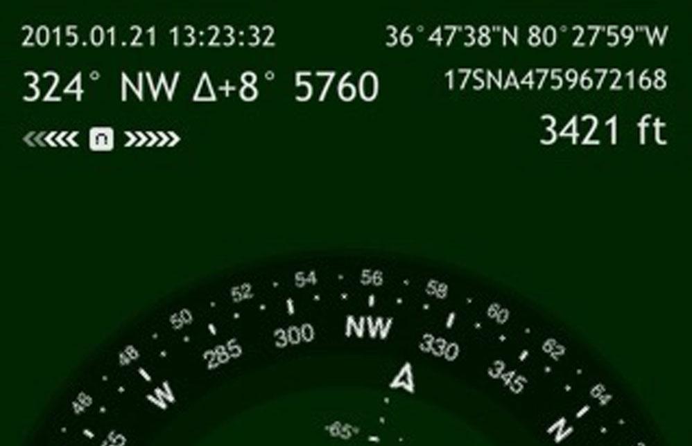 buffalo-mountain-coordinates
