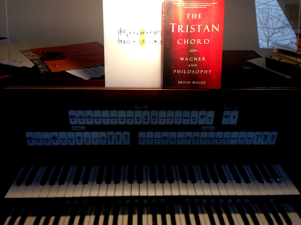 Into the Woods › The Tristan chord